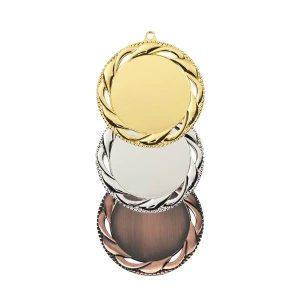 Medaljer - Guld, Sølv, Bronze - 1980