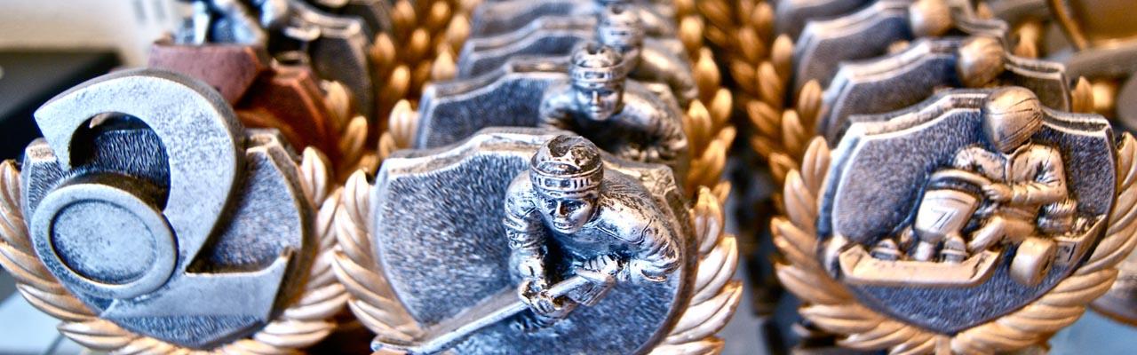 Medaljer og Pokaler