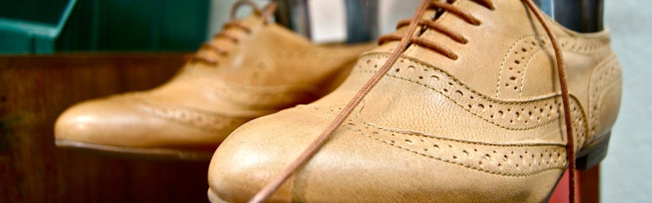 Bloking af støvler og sko